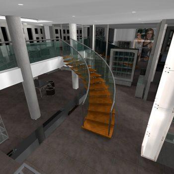 Loja Augustus - Escada