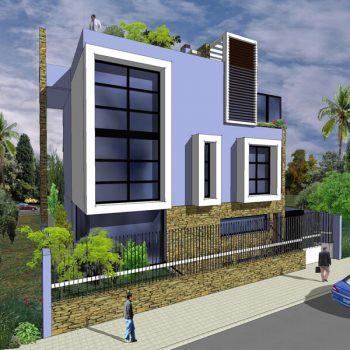 Casa Lilás