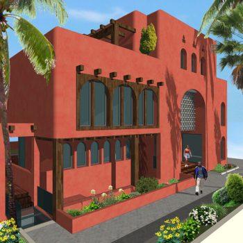 Casa Marroquina 1
