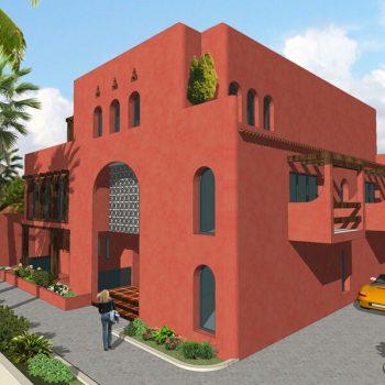 Casa Marroquina 2