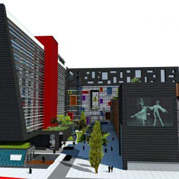 Talatona - Casino e Instituto das Artes