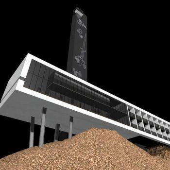 Nazca - Observatório